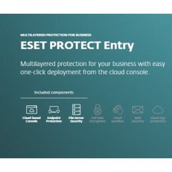New Protect Entry version Cloud