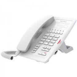 Téléphone SIP H3-Hotel 2 comptes SIP blanc