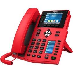 Téléphone SIP X5U PoE spécial Red