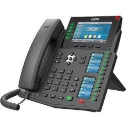 Téléphone SIP X6U PoE