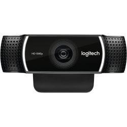 Caméra Logitech Webcam C922 HD