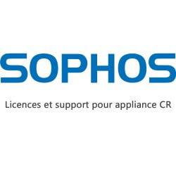 Licences et support pour appliance CR 10