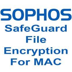 SafeGuard File Encryption for Mac