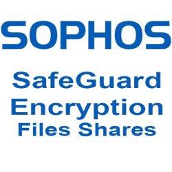 SafeGuard Encryption for File Shares