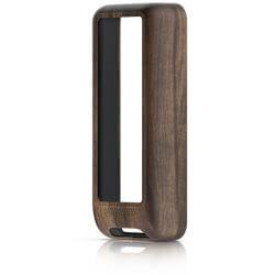 Cache DoorBell imitation bois