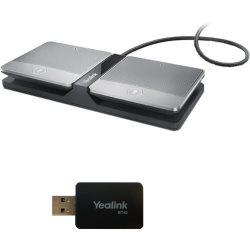 2 micros sans fil Bluetooth avec base de charge