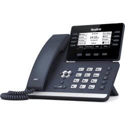Téléphone T53 PoE 12 SIP monochrome