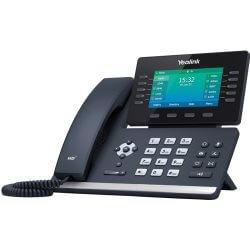 """Téléphone T54W PoE Wifi Bluetooth 16SIP couleur 4"""""""