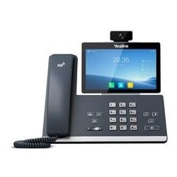 Téléphone T58W PoE Wifi Bluetooth + Cam