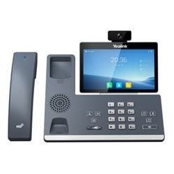 Téléphone T58W Pro PoE Wifi Bluetooth + Cam