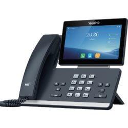 Téléphone T58W PoE Wifi Bluetooth