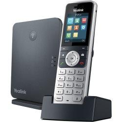 Base DECT monocell W60 + téléphone DECT W53H