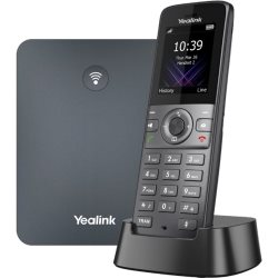 Base DECT W70 + téléphone DECT W73H