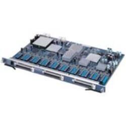 Carte ADSL2+ - 72 ports - connecteurs Telco21